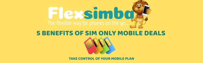 Sim only mobile deals